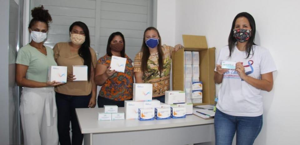 PREFEITURA DE SÃO BENTO DO NORTE FAZ AQUISIÇÃO DE 420 TESTES RÁPIDOS PARA COVID-19